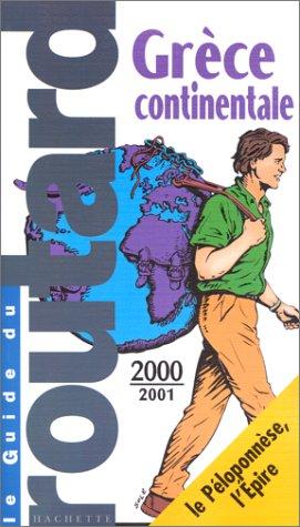 guide du routard : grèce continentale
