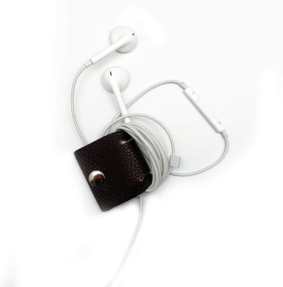 BGNP Mercato Earphone Headphone Cable Cord Keeper Holder Tie