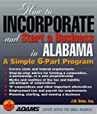 How to Incorporate and Start a Business in Alabama