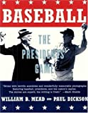 Baseball, William B. Mead and Paul Dickson, 0802775152