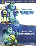 Monsters University/Monsters Inc[Region Free] [UK Import] [Blu-ray]