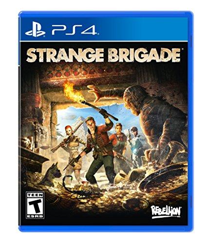 (Strange Brigade - PlayStation 4)