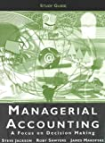 Management Uses of Accounting Information, Jackson, Patrick Thaddeus, 0030210933