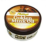 Fiebing's Golden Mink Oil Leather Preserver, 6 oz