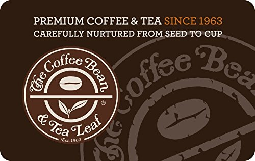 Amazon.com: The Coffee Bean & Tea Leaf Gift Cards Configuration ...