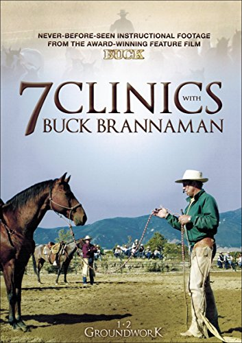 7 Clinics with Buck Brannaman: Set 1: Groundwork (Discs 1-2)