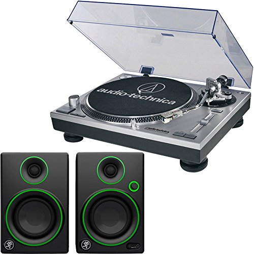 turntable audio technica lp120 - 7