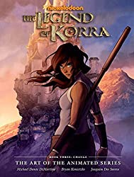 Legend of Korra: Art of The Animated Series, The Book 3 (The Legend of Korra: the Art of the Animated Series)