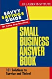 Small Business Answer Book, Courtney Price, 0471460427