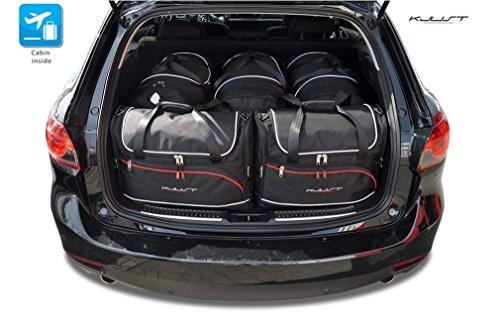 AUTO-TASCHEN MASSTASCHEN ROLLENTASCHEN MAZDA 6 KOMBI, III, 2012 CAR BAGS - KJUST