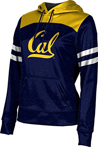 ProSphere UC Berkeley Cal Women's Pullover Hoodie, School Spirit Sweatshirt (Gameday) FD071 Navy and Gold (Options Berkeley)