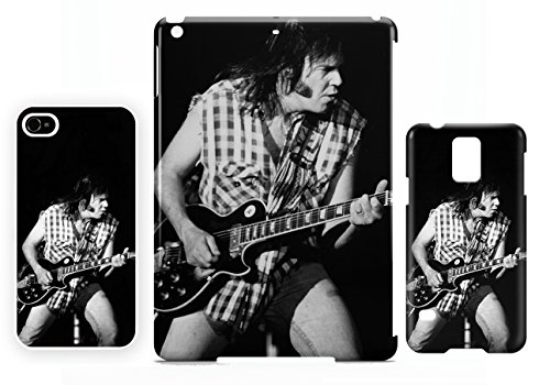 Neil Young stage iPhone 7 cellulaire cas coque de téléphone cas, couverture de téléphone portable