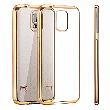 carcasa samsung s5 neo gold