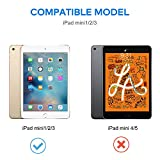 (2 Pack ) Amuoc Tempered Glass Film for Apple