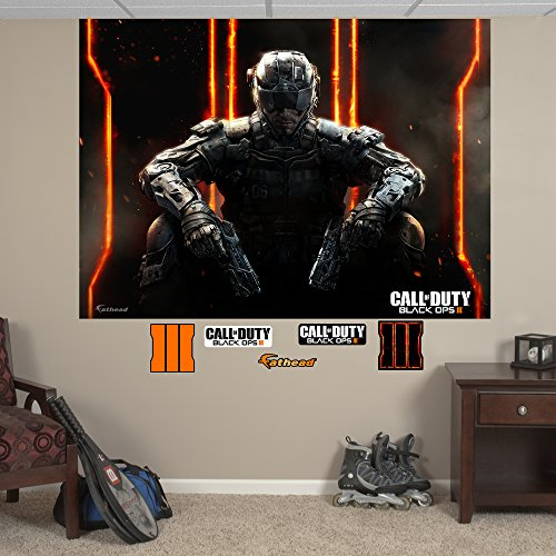 Fathead Call of Duty Black Ops 3 Mural Real Decals by FATHEAD