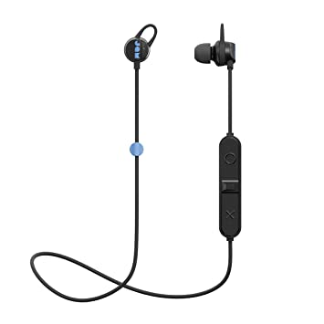 d23f9bfbf70 Jam Live Loose Sweat Resistant Wireless Bluetooth Earbuds, 6 Hour Playtime,  10 Metre Range