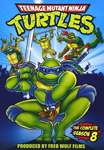 Teenage Mutant Ninja Turtles: The Complete Season 8 ()