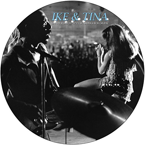 Ike & Tina Turner - On the Road (Picture Disc Vinyl LP)