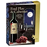 Puzzle - Foul Play And Cabernet 1000 Pc