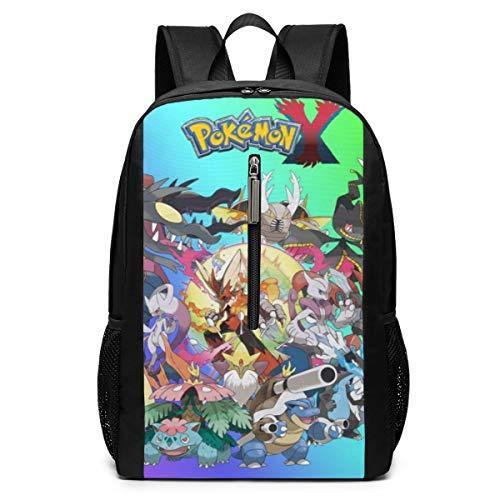 Poke-mon Xy Students Backpack 17
