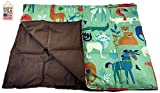 Grampa's Garden 5 LB Weighted Blanket - Zoo Animals - Premium Weighted Washable Body Blanket by