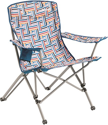 Outwell Rosario Summer Silla Plegable, Multicolor, 85x70x90 cm