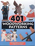 img - for 401 Woodworking Patterns book / textbook / text book