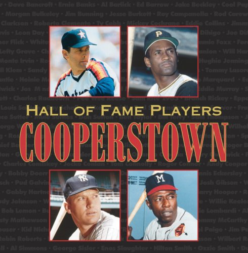 Download Hall of Fame Players: Cooperstown pdf epub