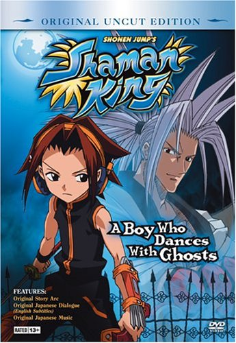 Shaman King: A Boy Who Dances With Ghosts