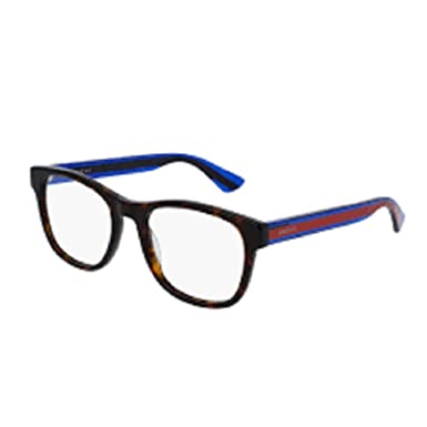 Gucci - Montures de lunettes - Homme TARTARUGATO  Amazon.fr ... dbe16210a812