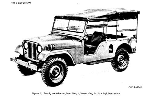Four (4) WWII And Vietnam Era Jeep Manuals - WILLYS for sale  Delivered anywhere in USA