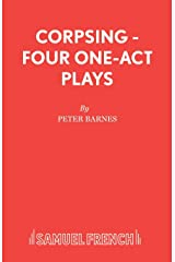 Corpsing - Four One-Act Plays (Acting Edition) Paperback