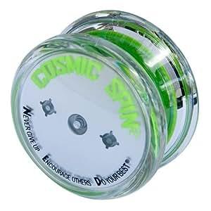 Amazon.com: Cosmic Spin2 Yo-Yo (Green): Toys & Games
