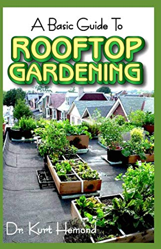 The Basic Guide To Rooftop Gardening: All you need to know about rooftop gardening, how it is set up, its numerous benefits and so much - Green Light Wire Set