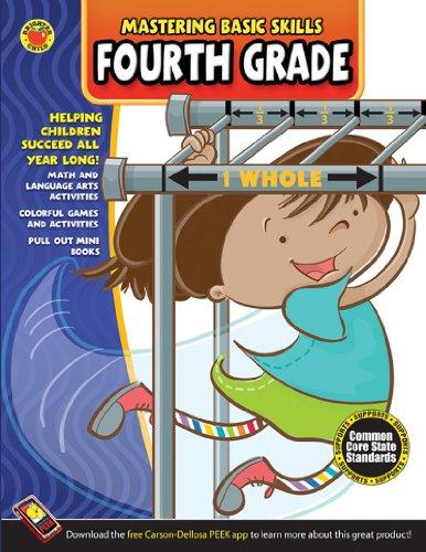 - Mastering Basic Skills® Fourth Grade Activity Book