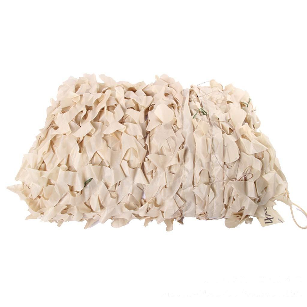 YNFNGXU Filet De Camouflage, Tente en Tissu Oxford 2x3m pour La Décoration De Plafond De Chambre à Coucher des Enfants du Jardin Camping Extérieur (Taille   6x7m)  6x7m