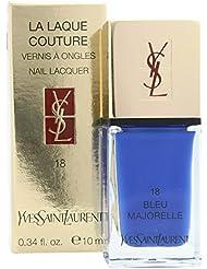 Yves Saint Laurent La Laque Couture Flaunt Colour With Pride 18 Bleu Majorelle