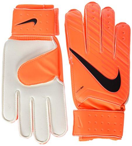 NIKE Match Goalkeeper Gloves (Orange/Black, 10) ()