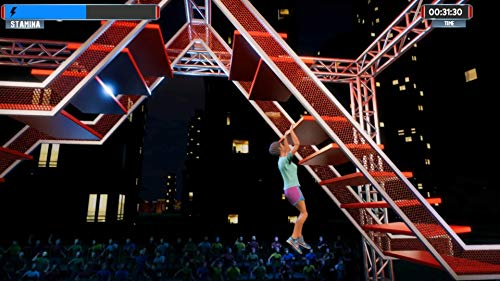American Ninja Warrior - Xbox One by Game Mill (Image #1)