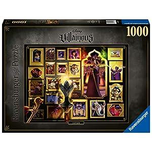 Ravensburger Italy Jafar Disney Puzzle 1000 Pezzi Villainous Multicolore 15023