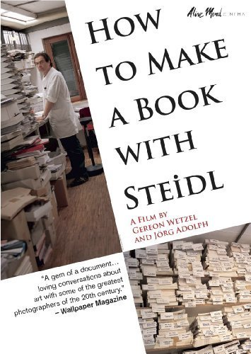 How to Make a Book With Steidl by Alive Mind