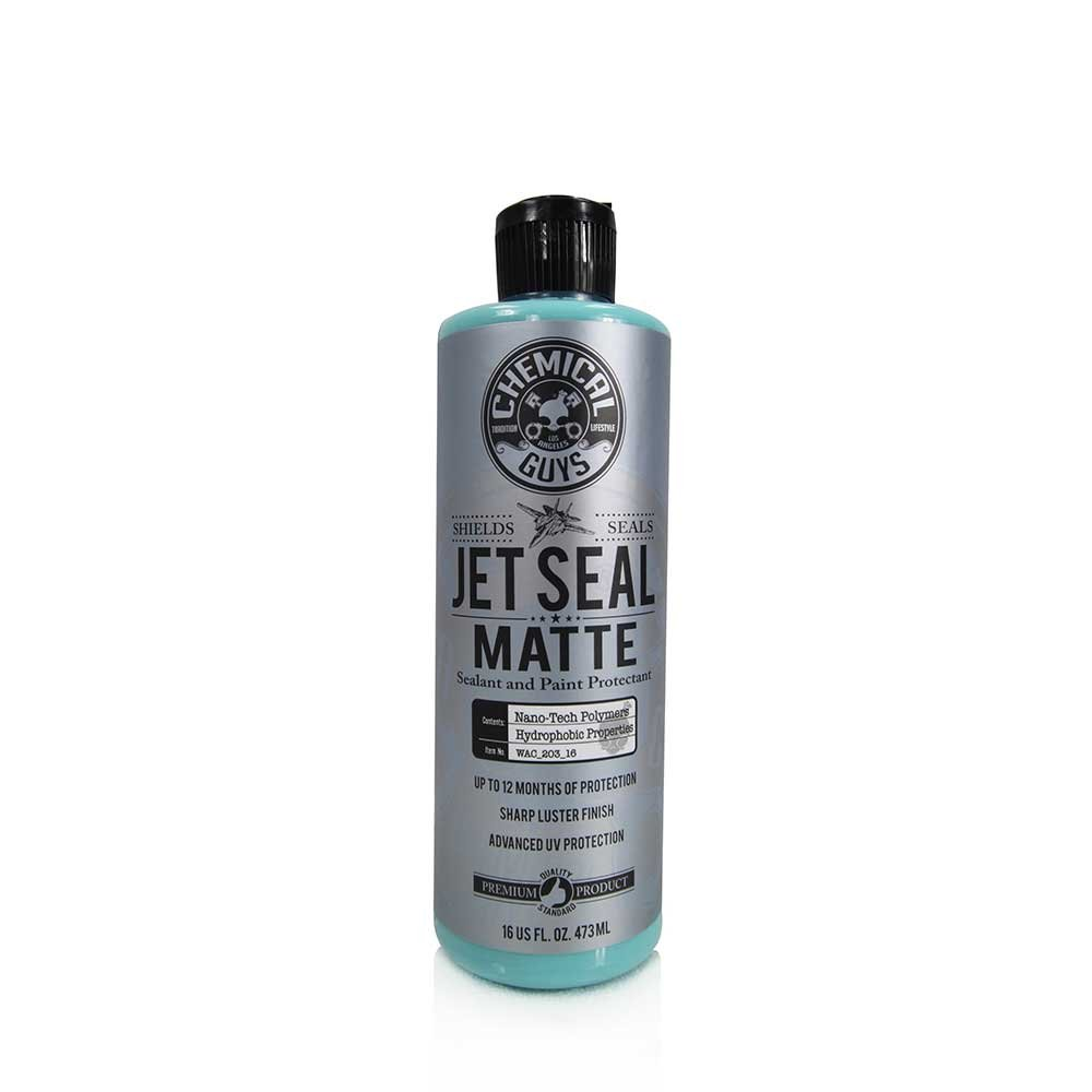Chemical Guys WAC_203_16 Blue JetSeal Matte Sealant and Paint Protectant (16 oz). by Chemical Guys