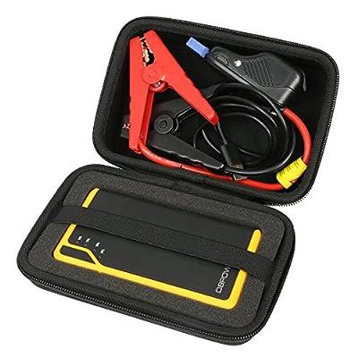 Khank Hard Case for DBPOWER DJS40 300A Peak 8000mAh Portable Car Jump Starter Auto Battery Booster Charger Phone Power Bank