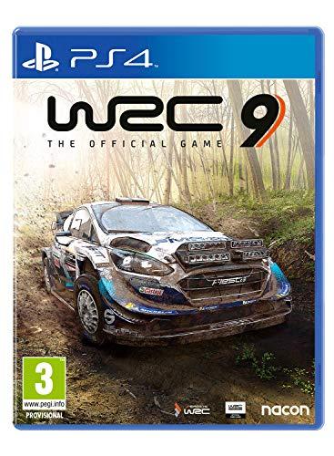 WRC 9 - PlayStation 4 Include Upgrade PS5 E Blind Jumps - PlayStation 4 [Importación italiana]