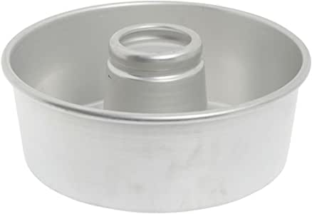 Chicago Metallic Bakeware Aluminum #656 Angel Food Tube Cake Pan
