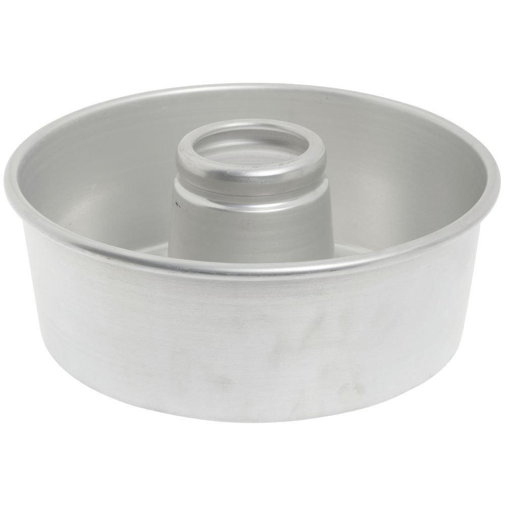 Chicago Metallic 46560 Plain 10'' Angel Food/Tube Cake Pan