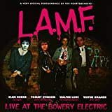 The Heartbreakers 'L.A.M.F.' album performed live by MC5's Wayne Kramer, Blondie's Clem Burke, The Replacements' Tommy Stinson and the Heartbreakers' Walter Lure.
