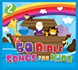 50 BIBLE SONGS FOR KIDS (2 CD Set)