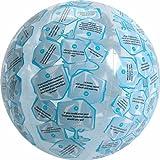 American Educational Vinyl Clever Catch Ice Breaker Intermediate Ball, 24'' Diameter
