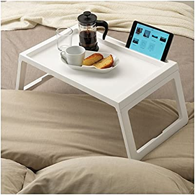 aled Light® Bandeja de Cama kilpsk IKEA Mesa portacolazione Mesa ...